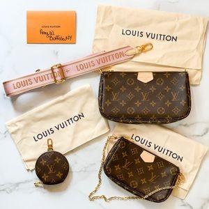 Louis Vuitton Multi Pochette Accessories